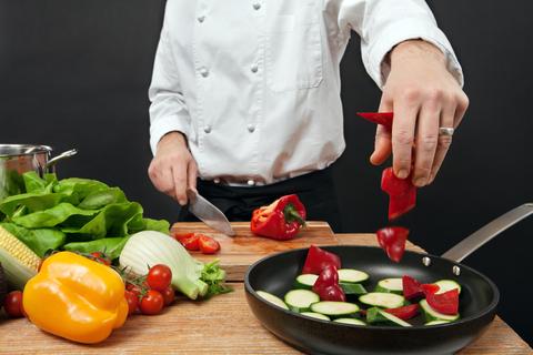Indumentaria de chef